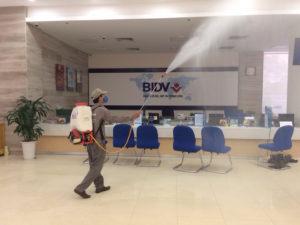Công ty diệt côn trùng ở Hà Nội uy tín