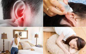 Xử lý côn trùng chui vào tai