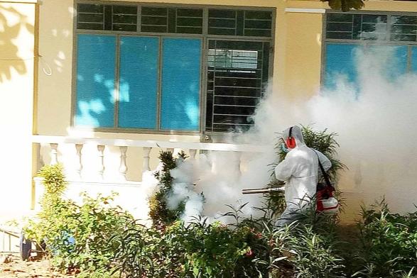 Lưu ý khi phun thuốc diệt muỗi