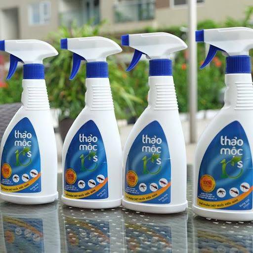 Thuốc diệt muỗi sinh học từ thảo mộc