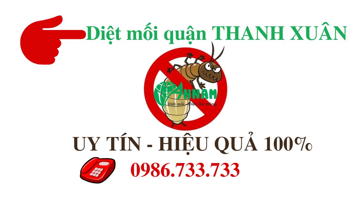 diệt mối quận Thanh Xuân