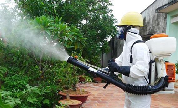 Phun thuốc muỗi sau 30 phút là có thể vào nhà