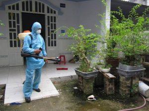 Sau khi phun thuốc muỗi bao lâu thì được vào nhà